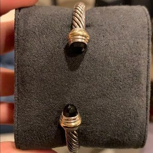 David Yurman black onyx in size small